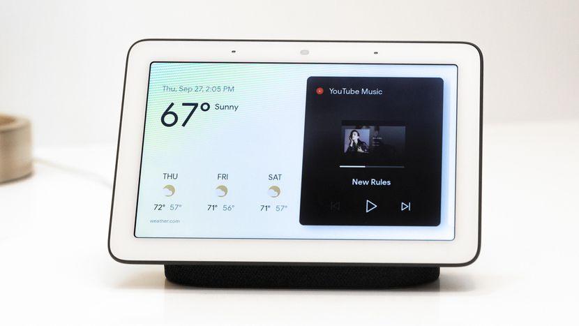 Teknikveckan tar en titt på Google Home Hub