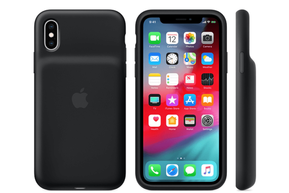 Apple presenterar batteriskal till iPhone XS, XS Max och XR
