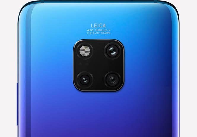 Uppföljaren till Huawei Mate 20 Pro kan komma att få fem kameror på baksidan