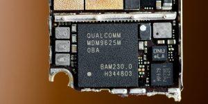 Apple ville använda Qualcomms chipp men fick avslag
