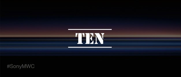 Xperia 10 är den nya serien från Sony