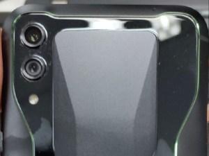 Nya Xiaomi Black Shark åker fast på bild