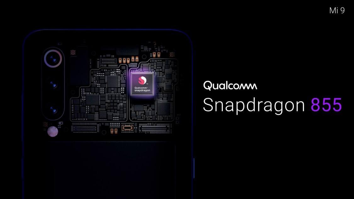 Xiaomi Mi9 kommer drivas av Qualcomm Snapdragon 855