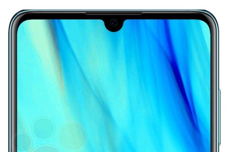 Huawei P30: den här upplösningen får den