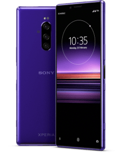 Xperia 1 sägs få 120Hz-display