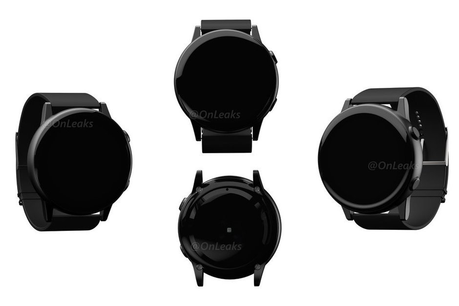 Specifikationerna för Samsung Galaxy Watch Active läcker