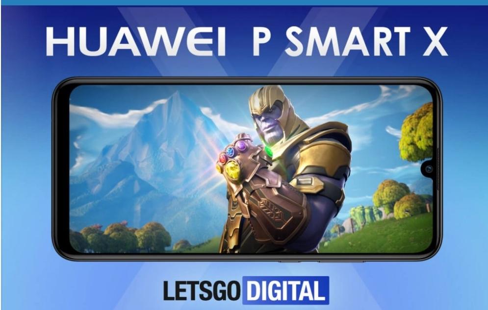 Huawei kan jobba på P Smart X