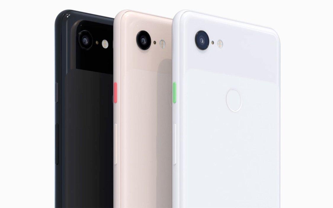 Kommer Google Pixel 4 få ett skärmhål?
