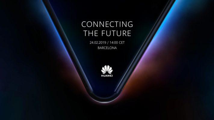 Huawei Mate X: så blir displayen