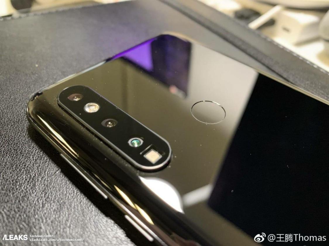 Är det här Xiaomi Mi Mix 4?