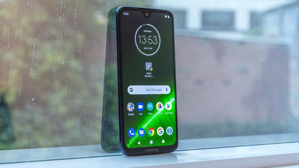 Motorola uppdaterar sin kamerapp