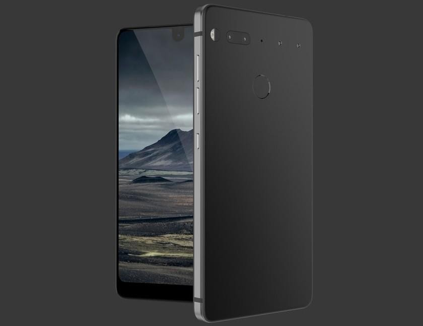 Essential Phone 2 ser ut att få en pop up-kamera