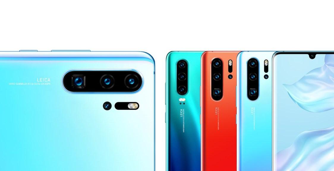 Huawei P30 säljer grymt bra i Kina