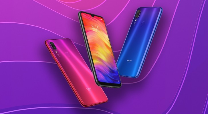 Xiaomi Redmi 7 kommer den 18 mars