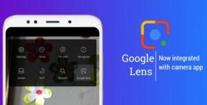 MIUI får stöd för Google Lens