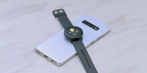 Samsung Galaxy S10 kan ladda andra enheter samtidigt som den laddas