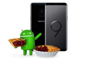 Samsung Galaxy S9: rapporter om att displayen fryser