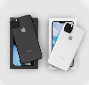 Nya bilder på iPhone 11 dyker upp