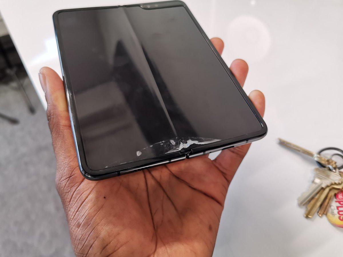 Samsung Galaxy Fold kommer drabbas av många problem #spekulation