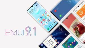 Huawei listar alla enheter som kommer få EMUI 9.1