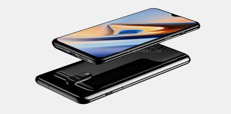 OnePlus 7 läcker ut på nytt – saknar hörlursport