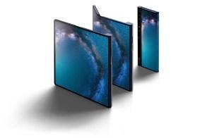 Huawei Mate X: en närmare titt