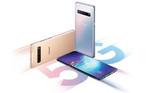 Samsung Galaxy S10 5G kommer med en större laddare i lådan #bekräftat