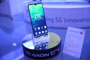 ZTE Axon 10 Pro rapporteras vara snabbast just nu