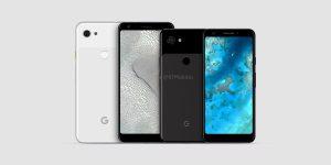 Google Pixel 3a och Pixel 3a åker fast för specifikationerna