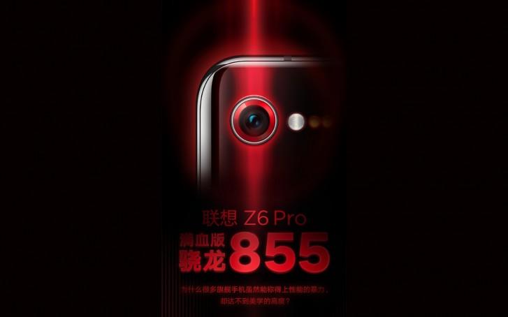 Lenovo Z6 Pro med Qualcomm Snapdragon 855 presenteras inom kort