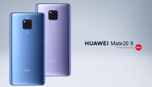 Huawei Mate 20X 5G dyker upp i ny video