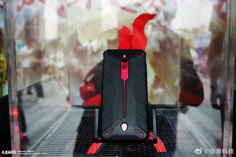 ZTE Nubia RED Magic 3 åker fast med Snapdragon 855