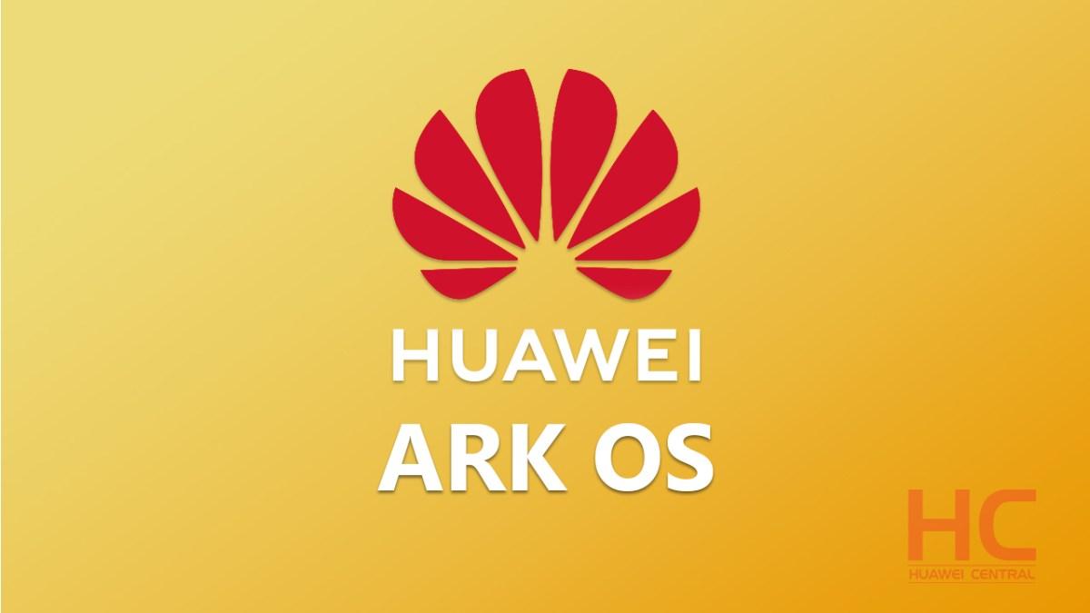Huawei Hongmeng OS kan bli ARK OS i Sverige
