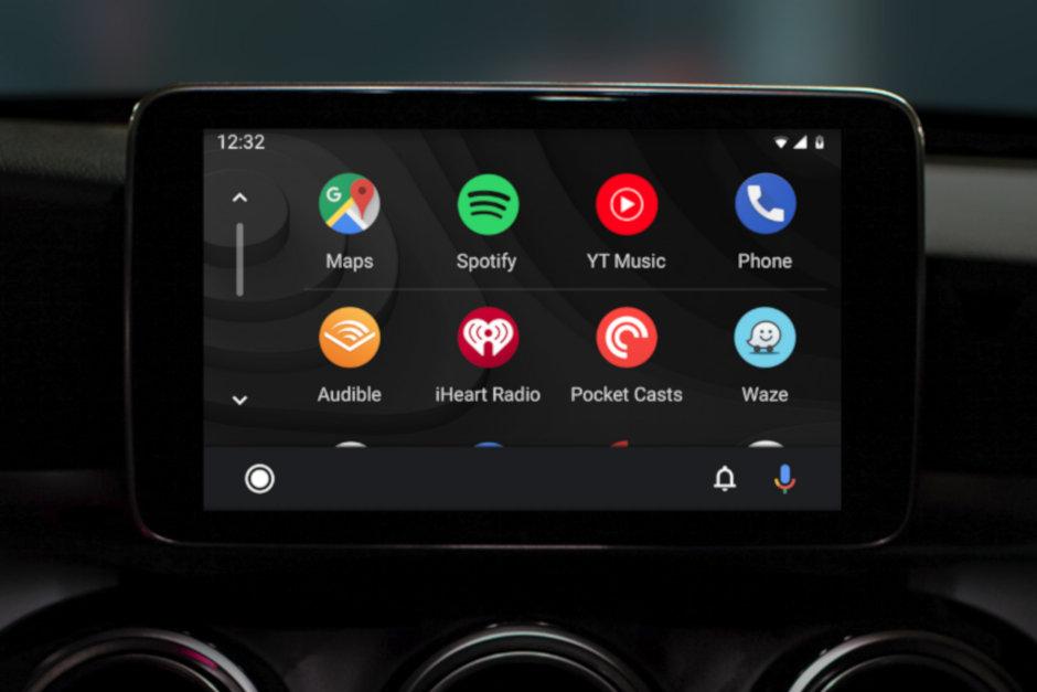Google skickar ut stor uppdatering till Android Auto