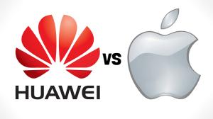 Huawei kommer inte kasta skit på Apple