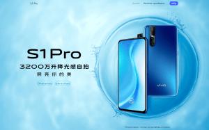 Vivo presenterar S1 Pro med Snapdragon 675