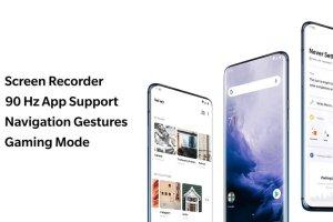 Oxygen OS till OnePlus 7 Pro innehåller många nya finesser