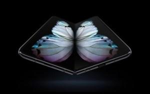Alla som beställt Samsung Galaxy Fold i USA får poäng för att köpa tillbehör för