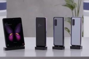 Extra: Samsung Galaxy Fold kan vara skrotad