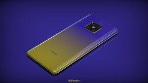 Huawei Mate 30 Pro: kan den komma att se ut så här?