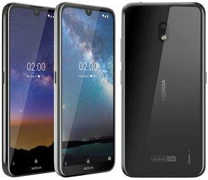 Pressbild på Nokia 2.2 läcker