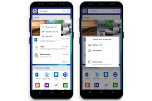 Microsoft Launcher får nya funktioner i senaste betan
