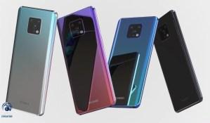 Huawei Mate 30 Pro Ken komma att få snabb trådlös laddning
