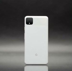 Google Pixel 4 kan ha fastnat på ny bild