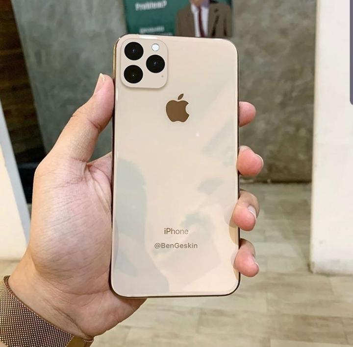 iPhone 11 kan ha dykt upp på ny bild