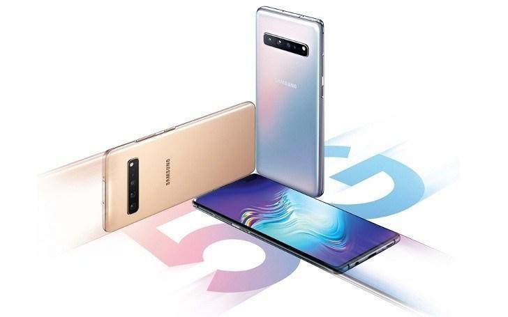 Samsung Galaxy S10 5G kommer till flera länder inom kort