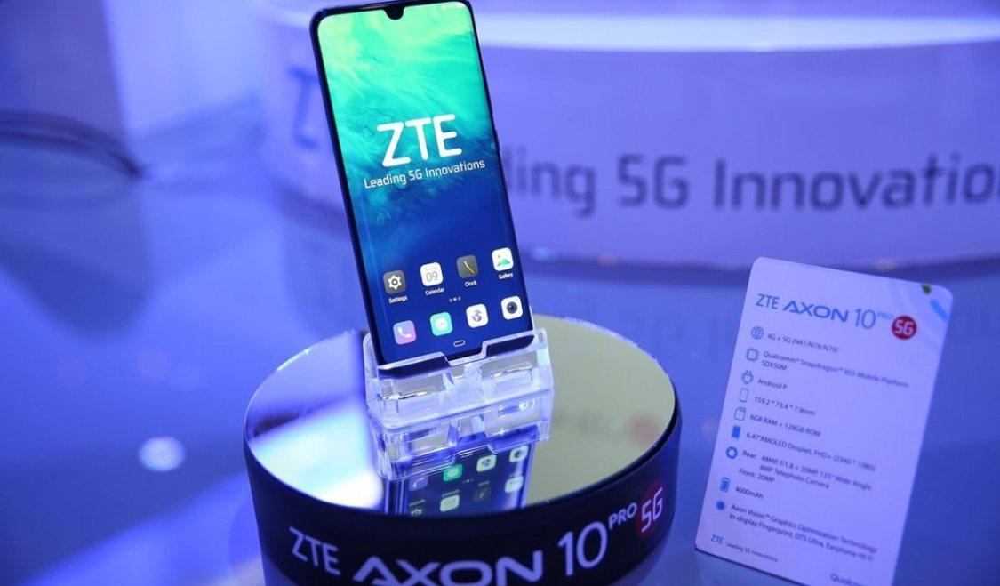 ZTE Axon 10 Pro imponerar på hastighetstest