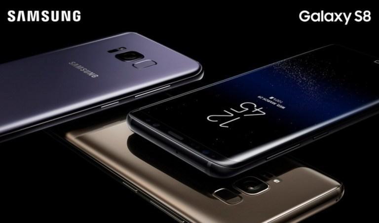 Samsung Galaxy S8 får ny uppdatering i Sverige
