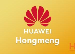 Huawei har arbetat på Hongmeng OS i sju år