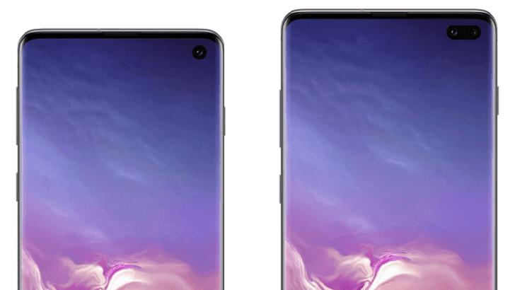 Samsung Galaxy S10 får ny uppdatering